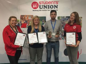 Bradford Award Winners