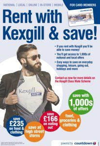 Rent with Kexgill in Bradford and Save