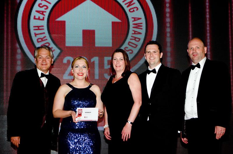 2015 Award Winners of Student Accommodation