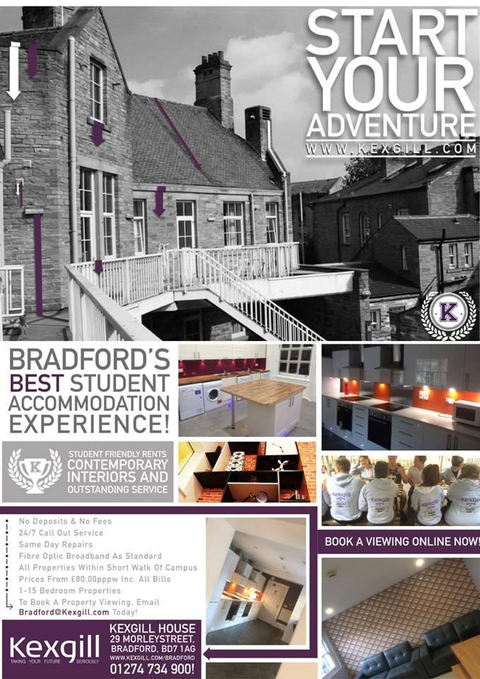Start Your Adventure in Bradford