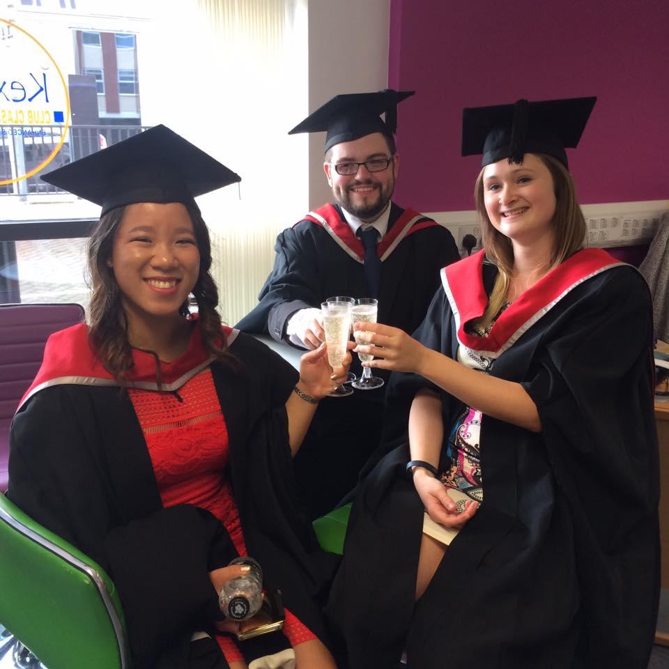 Student Graduation Bradford