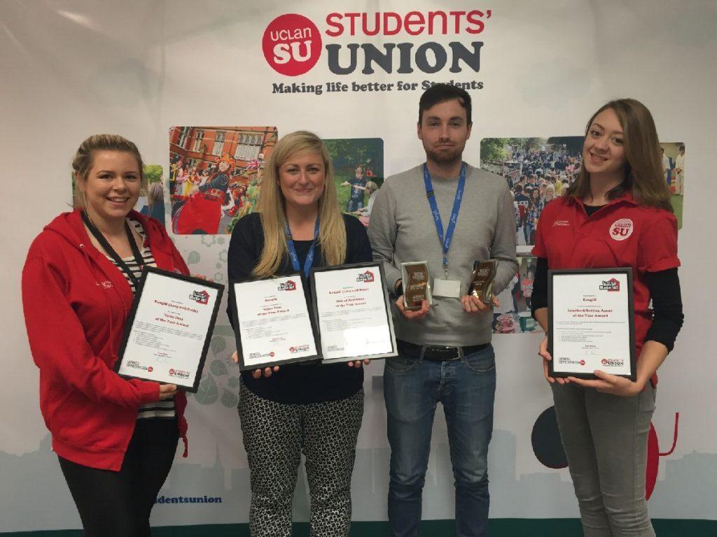 Student Union Bradford Awards